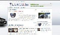 Lanciak.hu domain név és weboldal eladó.
