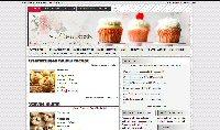 Muffinreceptek.hu komplett weboldal eladó