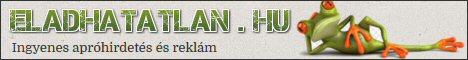 Eladhatatlan - Ingyenes hirdetések feladása gyorsan, regisztráció nélkül