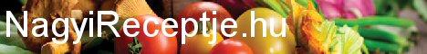 Nagyireceptje.hu - Online szakácskönyv és recept gyűjtemény a Nagyitól