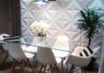 ABS falburkolat szobába - ABS falburkoló panelek szobába, lakásba, otthonra. Kerma Design