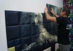 nyomtatott falpanelekből kialakított designképek - nyomtatott falpanelekből kialakított designképek